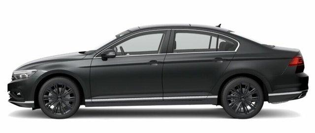 New Volkswagen Passat 3C (B8) MY21 162TSI DSG Elegance Port Melbourne, 2021 Volkswagen Passat 3C (B8) MY21 162TSI DSG Elegance Grey 6 Speed Sports Automatic Dual Clutch