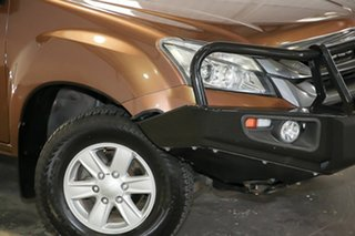 2015 Isuzu MU-X MY15 LS-M Rev-Tronic 4x2 Bronze 5 Speed Sports Automatic Wagon.