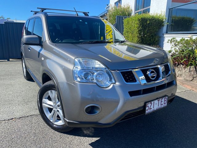 Used Nissan X-Trail T31 Series IV ST Slacks Creek, 2012 Nissan X-Trail T31 Series IV ST Charcoal 1 Speed Constant Variable Wagon