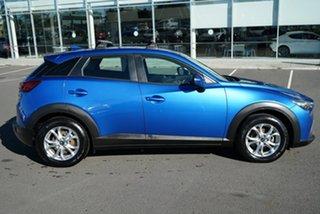 2016 Mazda CX-3 DK2W7A Maxx SKYACTIV-Drive Blue 6 Speed Sports Automatic Wagon
