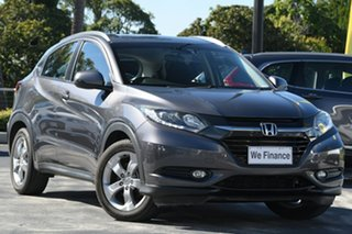 2016 Honda HR-V MY16 VTi-S Grey 1 Speed Constant Variable Hatchback.
