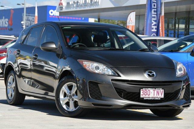 Used Mazda 3 BL10F2 MY13 Neo Activematic Aspley, 2013 Mazda 3 BL10F2 MY13 Neo Activematic Grey 5 Speed Sports Automatic Hatchback