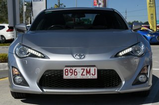2014 Toyota 86 ZN6 GTS Silver 6 Speed Manual Coupe