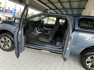 2017 Mazda BT-50 XTR Blue Reflex Sports Automatic Utility - Extended Cab