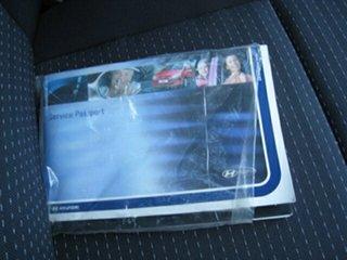 2010 Hyundai Getz TB MY09 SX Silver 5 Speed Manual Hatchback