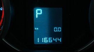 2011 Holden Cruze JG CD Red 6 Speed Sports Automatic Sedan