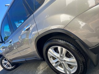 2012 Nissan X-Trail T31 Series IV ST Charcoal 1 Speed Constant Variable Wagon