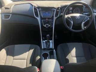 2013 Hyundai i30 GD2 Active Red 6 Speed Sports Automatic Hatchback