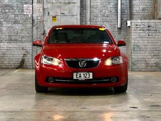 2011 Holden Calais VE II V Maroon 6 Speed Sports Automatic Sedan.