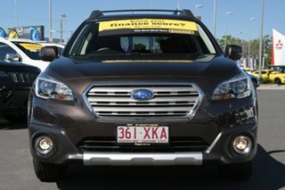 2017 Subaru Outback B6A MY17 2.0D CVT AWD Premium Brown 7 Speed Constant Variable Wagon