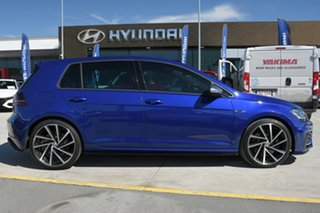 2020 Volkswagen Golf 7.5 MY20 R DSG 4MOTION Blue 7 Speed Sports Automatic Dual Clutch Hatchback.