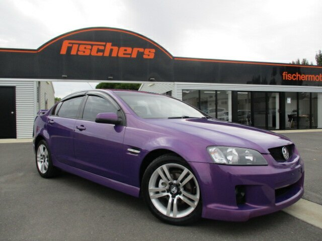 Used Holden Commodore VE MY09 SV6 Murray Bridge, 2008 Holden Commodore VE MY09 SV6 Purple 5 Speed Sports Automatic Sedan