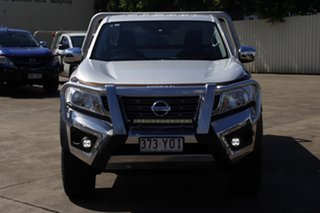 2018 Nissan Navara D23 S3 RX Silver 6 Speed Manual Cab Chassis