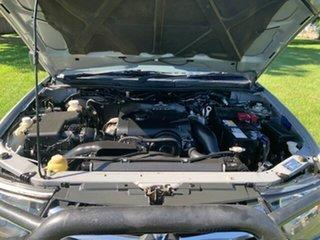 2014 Mitsubishi Triton MN MY15 GLX (4x4) Silver 4 Speed Automatic 4x4 Double Cab Utility