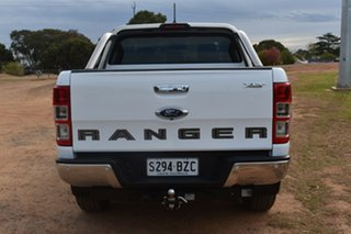 2018 Ford Ranger PX MkIII 2019.00MY XLT Hi-Rider White 6 Speed Sports Automatic Utility