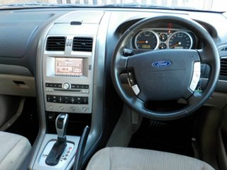 2010 Ford Territory SY MkII TS AWD Blue 6 Speed Sports Automatic Wagon