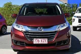 2014 Honda Odyssey RC MY14 VTi Maroon 7 Speed Constant Variable Wagon