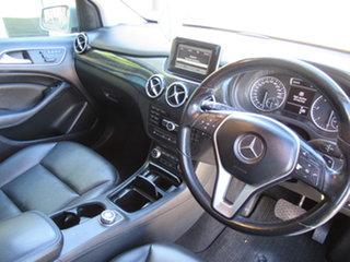 2014 Mercedes-Benz B200 CDI W246 B200 Silver 7 Speed Automatic Hatchback