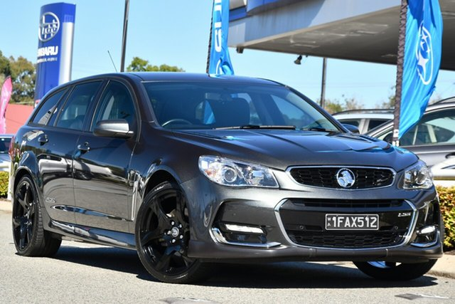 Used Holden Commodore VF II MY17 SS Sportwagon Melville, 2017 Holden Commodore VF II MY17 SS Sportwagon Grey 6 Speed Sports Automatic Wagon