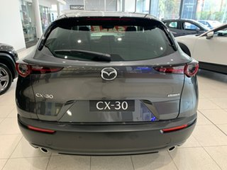 2021 Mazda CX-30 DM2WLA G25 SKYACTIV-Drive Touring Machine Grey 6 Speed Sports Automatic Wagon