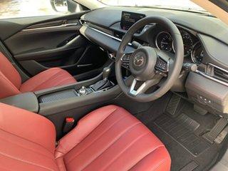 2021 Mazda 6 GL1033 GT SP SKYACTIV-Drive Snowflake White 6 Speed Sports Automatic Sedan