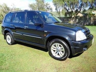 2003 Suzuki XL-7 JA S5 Classic Black 4 Speed Automatic Wagon.