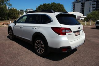 2015 Subaru Outback B6A MY16 2.5i CVT AWD Premium White 6 Speed Continuous Variable Wagon