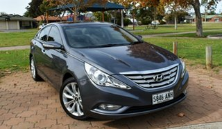 2010 Hyundai i45 YF Premium Grey 6 Speed Sports Automatic Sedan.