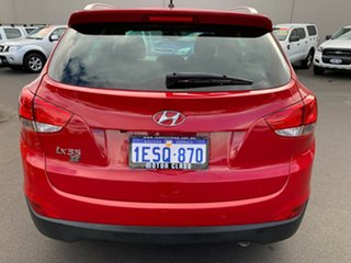 2014 Hyundai ix35 LM3 MY14 SE Red 6 Speed Sports Automatic Wagon.
