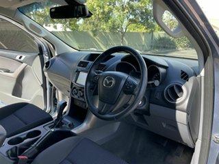 2016 Mazda BT-50 UR XTR Blue 6 Speed Automatic Dual Cab