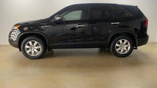 2010 Kia Sorento XM SI (4x2) Black 6 Speed Automatic Wagon