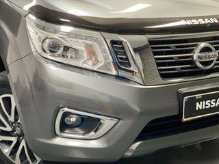 2017 Nissan Navara D23 S2 ST-X Grey 7 Speed Sports Automatic Utility.