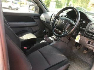 2010 Mazda BT-50 UNY0E4 DX Silver 5 Speed Manual Utility.