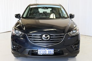 2015 Mazda CX-5 KE1032 Akera SKYACTIV-Drive AWD Blue 6 Speed Sports Automatic Wagon