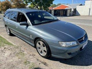 2005 Holden Commodore VZ Lumina Grey 4 Speed Automatic Wagon.