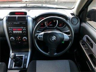 2007 Suzuki Grand Vitara JB Type 2 Black 5 Speed Manual Hardtop