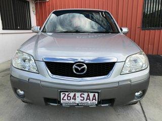 2007 Mazda Tribute MY2006 Silver 4 Speed Automatic Wagon.