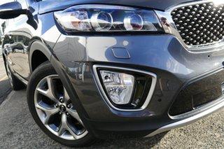 2015 Kia Sorento UM MY15 Platinum AWD Grey 6 Speed Sports Automatic Wagon.