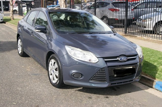Used Ford Focus LW Ambiente Blair Athol, 2011 Ford Focus LW Ambiente Grey 6 Speed Automatic Sedan