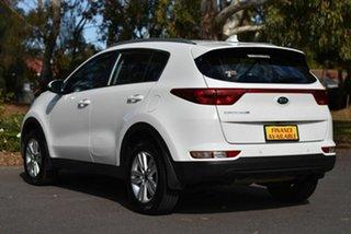 2016 Kia Sportage QL MY16 Si 2WD White 6 Speed Sports Automatic Wagon