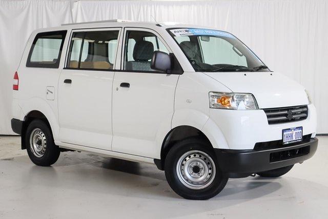 Used Suzuki APV Wangara, 2014 Suzuki APV White 5 Speed Manual Van