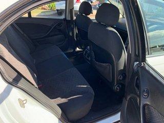 2006 Holden Commodore VZ Executive White 4 Speed Automatic Sedan