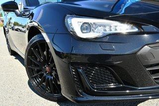 2021 Subaru BRZ Z1 MY20 TS Black 6 Speed Sports Automatic Coupe.