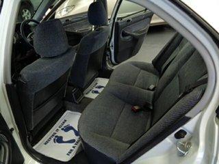 1997 Honda Civic EK GLi White 4 Speed Automatic Sedan