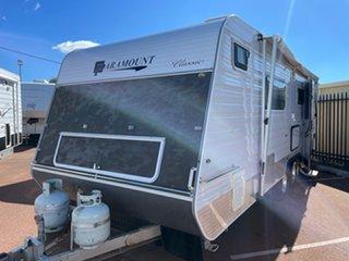 2010 Paramount Classic Caravan.