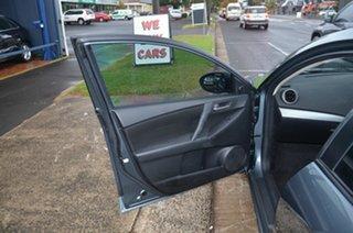 2012 Mazda 3 BL Series 2 MY13 Maxx Sport Blue 5 Speed Automatic Sedan