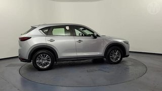 2017 Mazda CX-5 MY17.5 (KF Series 2) Touring (4x4) Silver 6 Speed Automatic Wagon