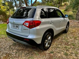 2015 Suzuki Vitara LY RT-S 2WD Silver 6 Speed Sports Automatic Wagon.