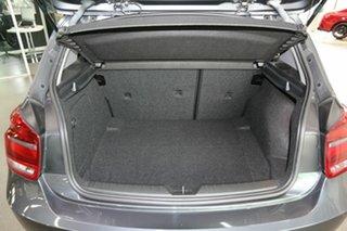 2014 BMW 1 Series F20 MY0314 116i Steptronic Grey 8 Speed Sports Automatic Hatchback