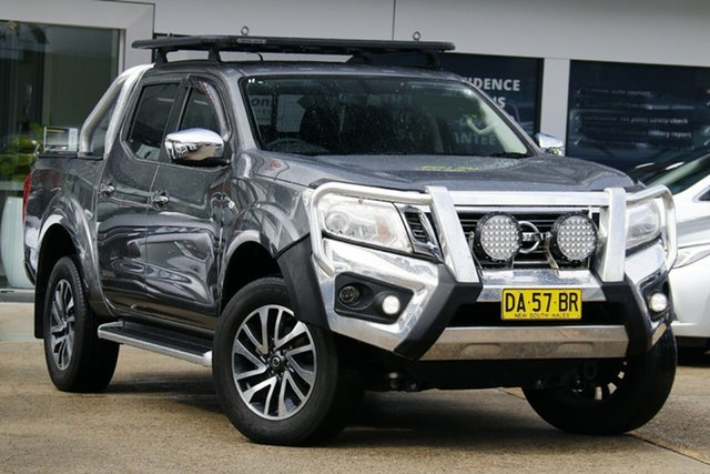 Used Nissan Navara D23 S4 MY20 ST Homebush, 2019 Nissan Navara D23 S4 MY20 ST Grey 7 Speed Sports Automatic Utility